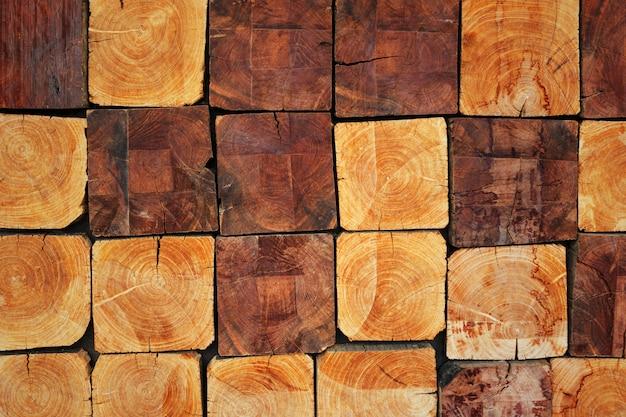 Priorità bassa di struttura di legno Foto Premium