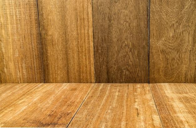 Struttura in legno Foto Premium