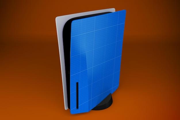 Console 5 Psd Premium