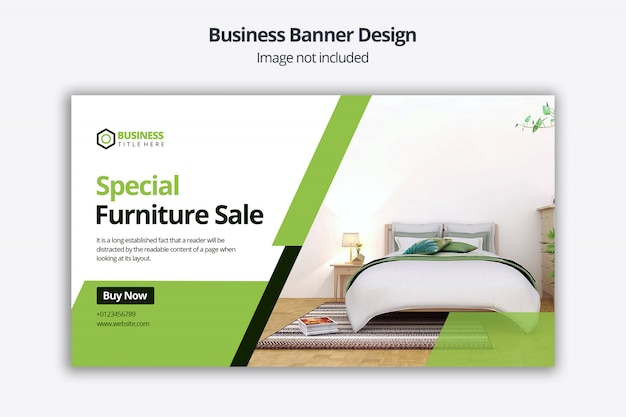 Design del dispositivo di scorrimento aziendale con modello di invito all'azione per il sito web Psd Premium
