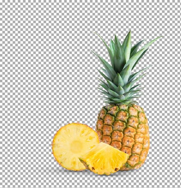 Ananas fresco Psd Premium
