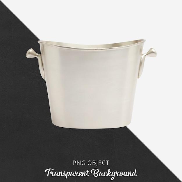 Vista frontale del mockup di vaso antico Psd Premium