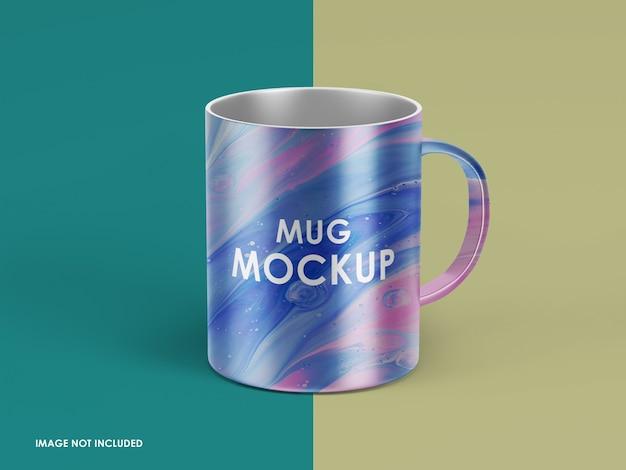 Mug mockup design isolato Psd Premium