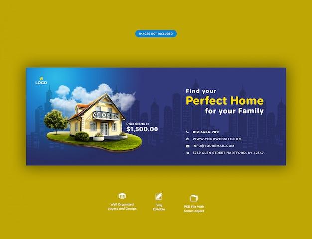 Banner perfetto per la casa in vendita Psd Premium