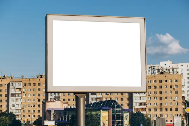 Cartelloni pubblicitari, mockup, creatore di scene Psd Premium