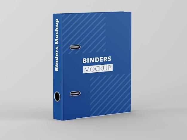 Mockup di raccoglitore strutturato Psd Premium