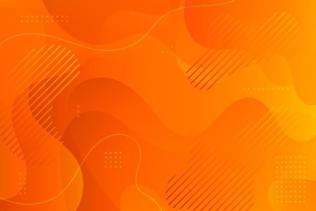 Concetto di sfondo astratto mezzetinte Vettore Premium