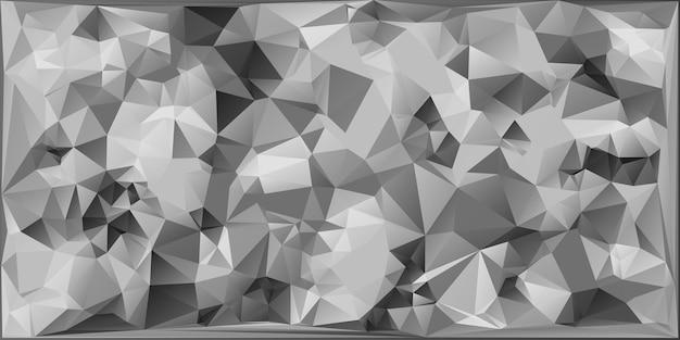 Sfondo astratto mimetico militare fatto di forme geometriche triangoli. stile poligonale. Vettore Premium