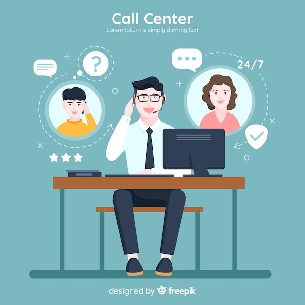 Call center Vettore Premium