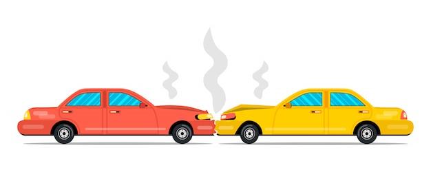 Incidente d'auto Vettore Premium