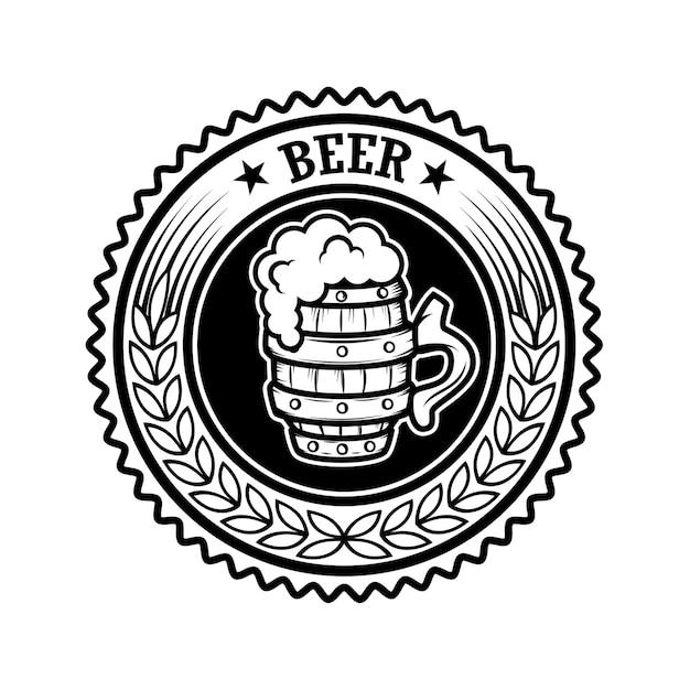 Elementi di design per il logo Vettore Premium