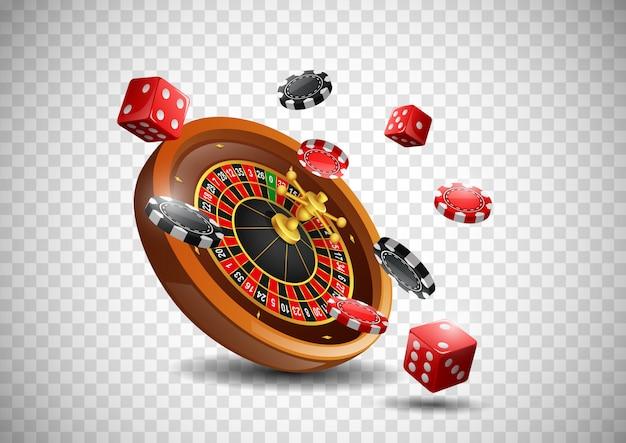 Gioco d'azzardo Vettore Premium