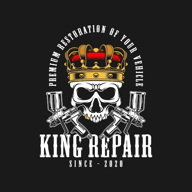 King repair paint Vettore Premium