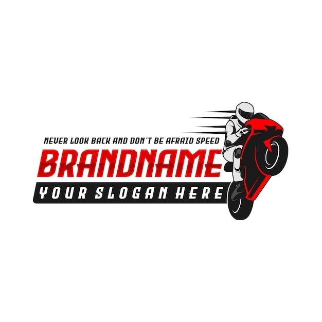 Motosport racing Vettore Premium