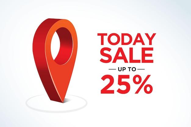 Vendita di shopping online e tag di offerta speciale, cartellini dei prezzi, etichetta di vendita, banner, illustrazione vettoriale. Vettore Premium