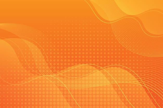 Forme sovrapposte concetto di sfondo Vettore Premium