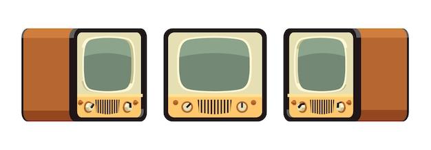 Televisori retrò Vettore Premium