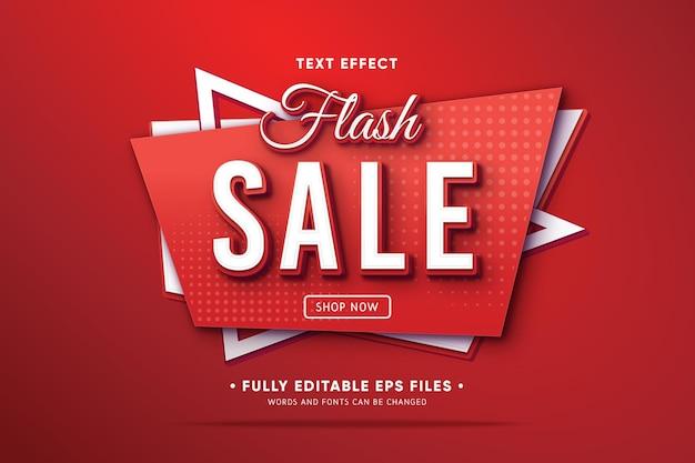Promo di vendita con forme astratte Vettore Premium