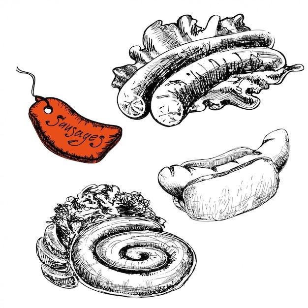 Salsicce Vettore Premium