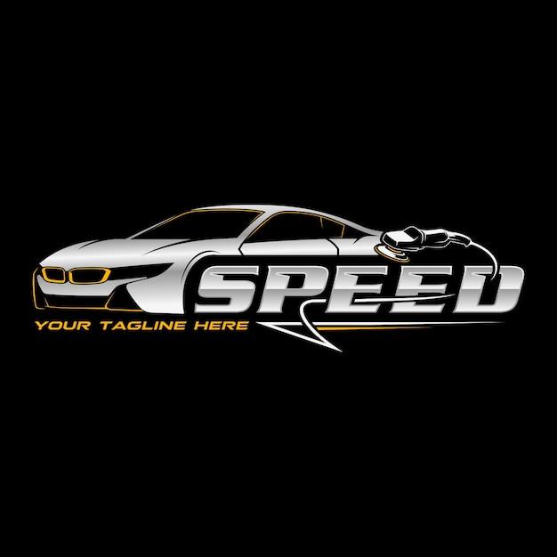 Dettaglio velocità Vettore Premium