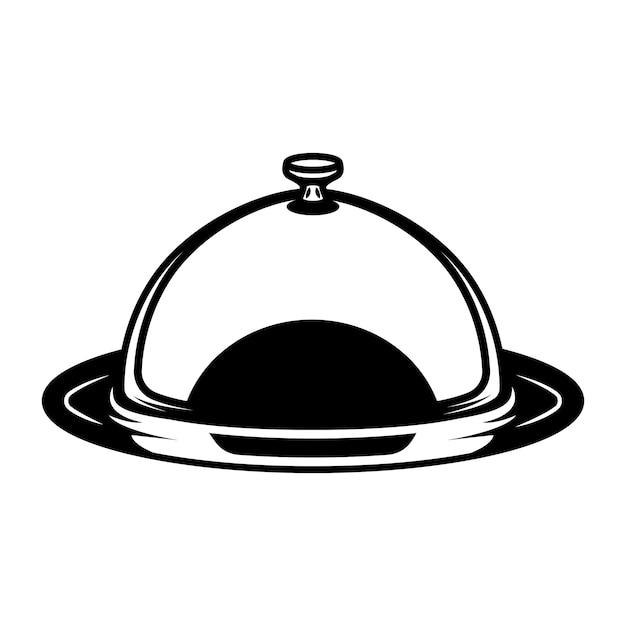 Vassoio da cucina vintage Vettore Premium
