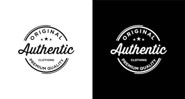 Grafica tipografica vintage per t-shirt. timbro per abbigliamento. Vettore Premium