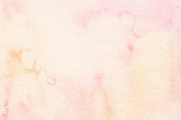 Priorità bassa di struttura dell'acquerello nei toni pastelli Vettore Premium