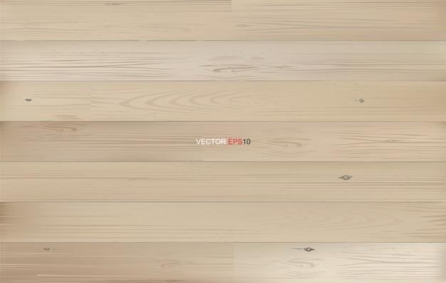 Modello e struttura in legno per lo sfondo Vettore Premium