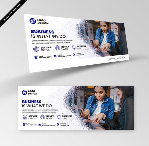 Banner di affari Psd Premium