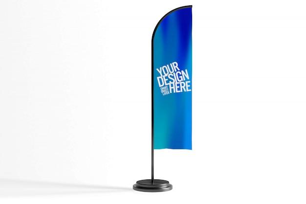 Banner publicitario simulacro PSD Premium