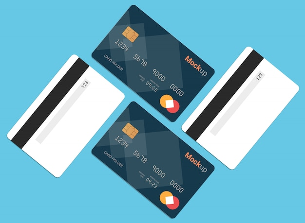 Betaalpas, creditcard, smartcardmodel Premium Psd