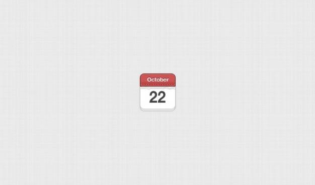 Blog kalenderdatum lederen mini maanden gestikt ui Gratis Psd