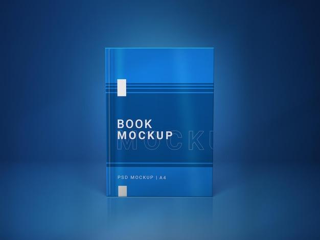 Boekomslag mockup ontwerp Premium Psd