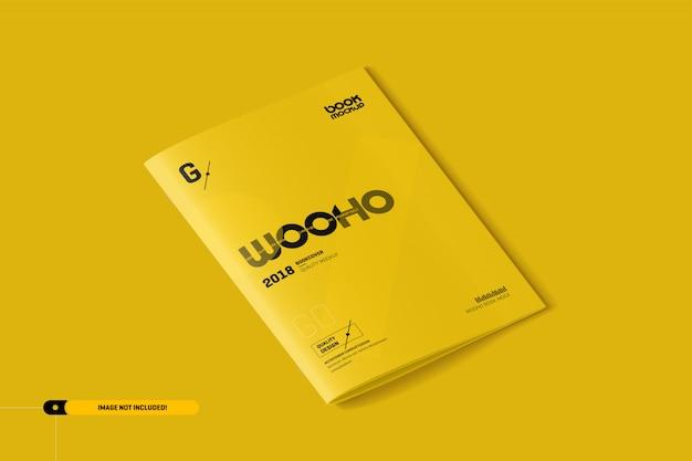 Brochure mockup Premium Psd