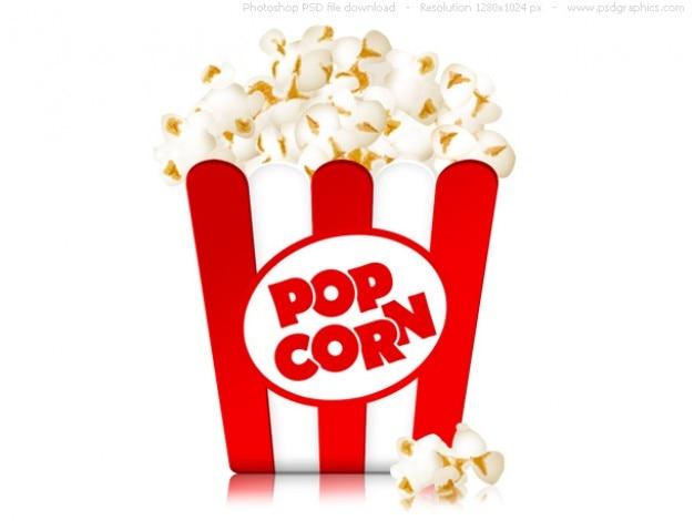 caja de palomitas de ma u00edz icono  psd  descargar psd gratis popcorn clip art thank you printable labels popcorn clip art free download