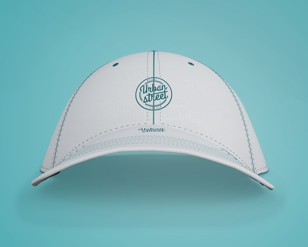 Cap mockup per il merchandising Psd Gratuite