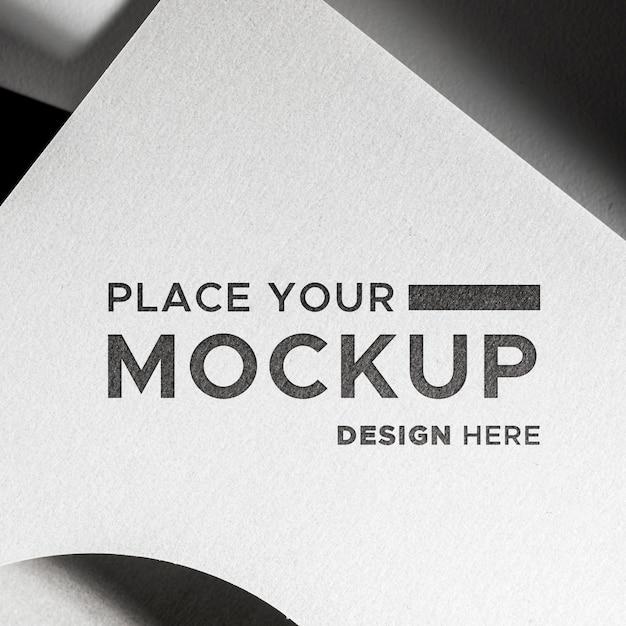 Coloca tu diseño aquí PSD gratuito