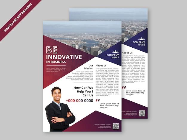 Corporate flyer vol-1 Premium Psd