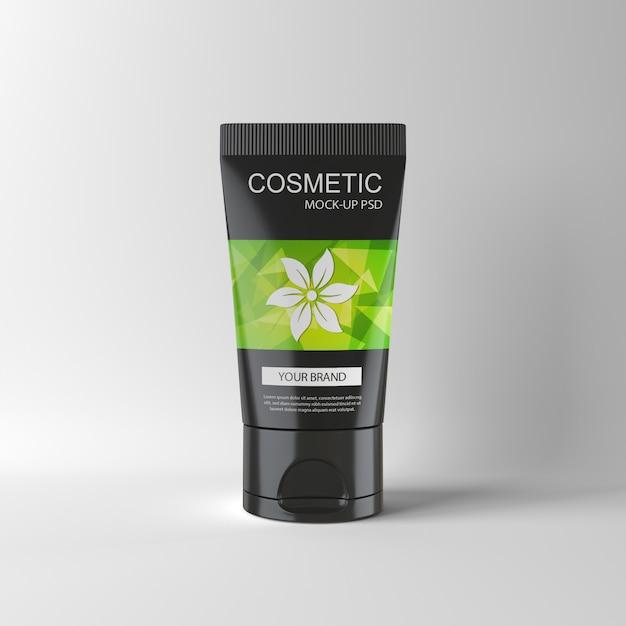 Cosmetic mock up Psd Premium