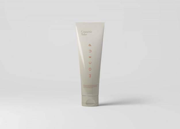 Cosmetische tube mockup Premium Psd