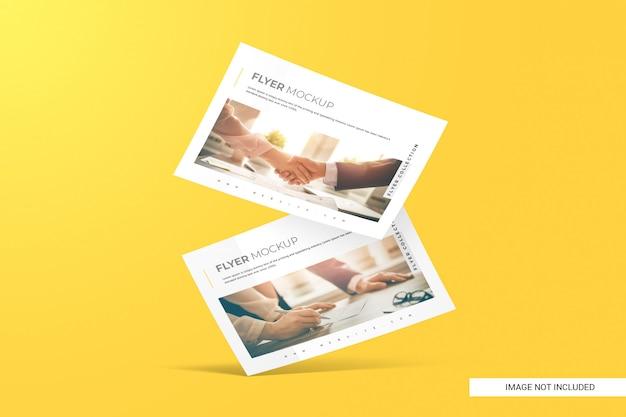 Creatief flyermodel Premium Psd
