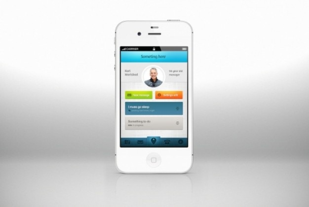Dise o de aplicaci n de fr o para el iphone descargar for Aplicacion diseno de interiores gratis