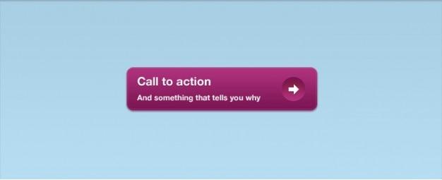 Een pink levendige call to action Gratis Psd