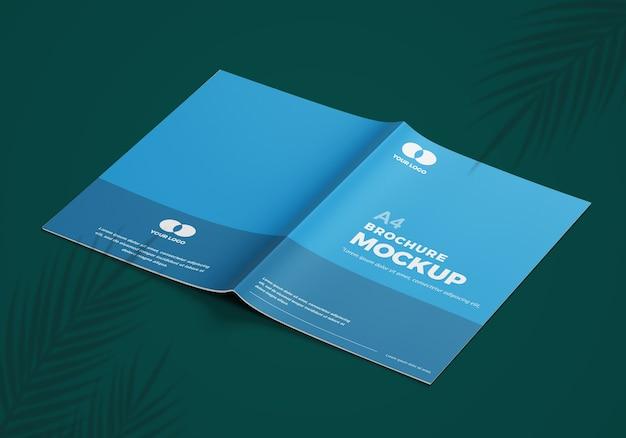 Elegante brochure mockup Premium Psd
