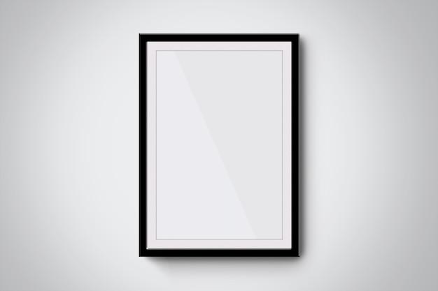 Elegante fotolijsten mockup Premium Psd