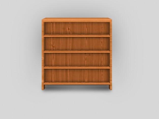 Estanter as de madera vieja muebles descargar psd gratis for Muebles gratis