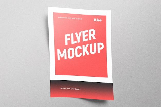 Flyer mockup Premium Psd