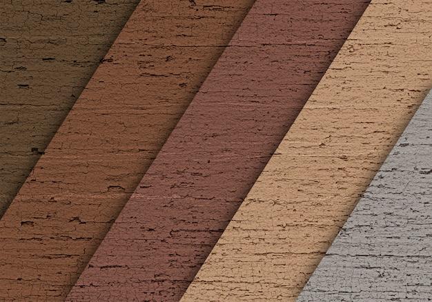 Fondo de madera con textura de suelo de madera PSD gratuito