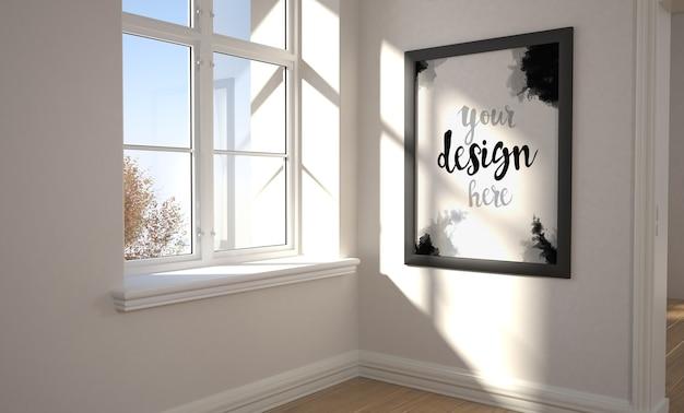 Frame bij een raammodel Premium Psd