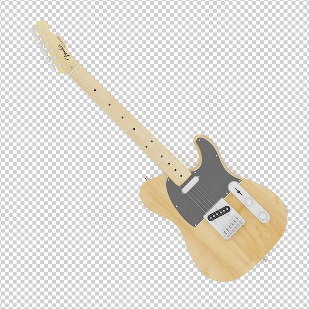 Guitarra isometrica PSD Premium